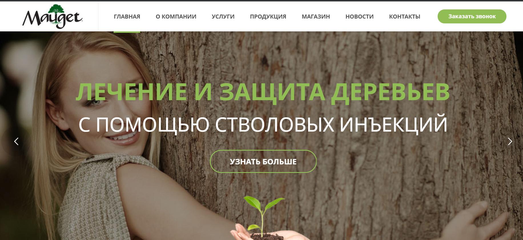 primer-lendinga-sajta-lechenie-i-zaschita-derevev